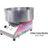 cotton candy machine elec model