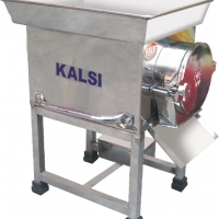 pulveriser steel body comes in 2-3-5 hp moter for wet and dry grinding  MODEL NO -- PULVER 987