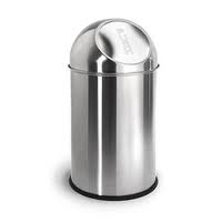 dustbin steel with lid